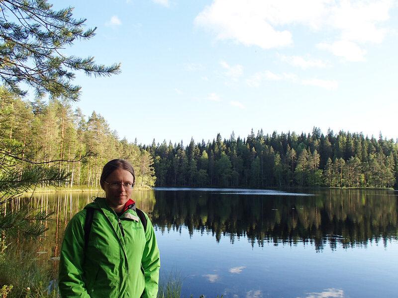 озеро Sarkijarvi