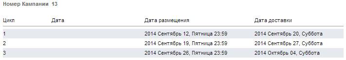 13 кампания Сахалинская область