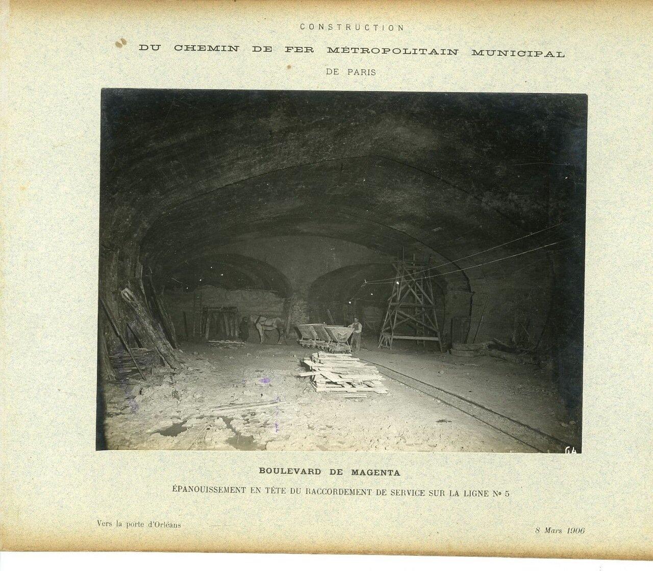 1906, 8 марта