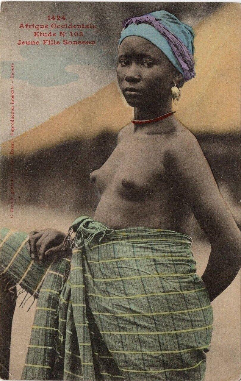 1424. Женщина народа сусу