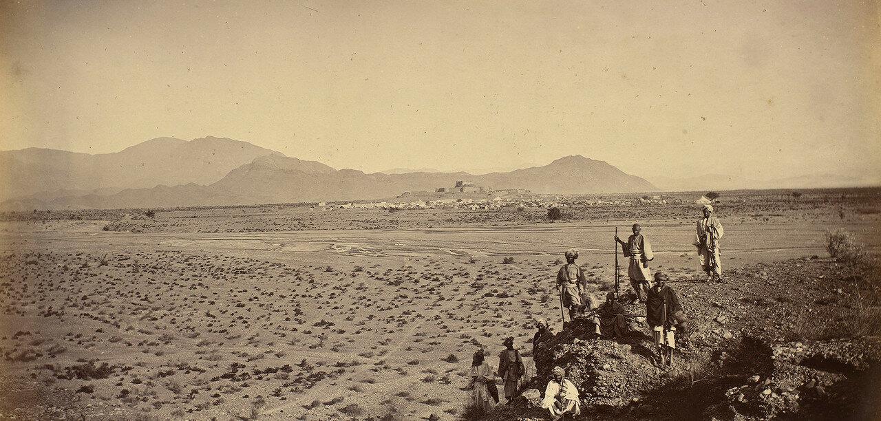 44. Крепость Джамруд, вид с Хайберского перевала