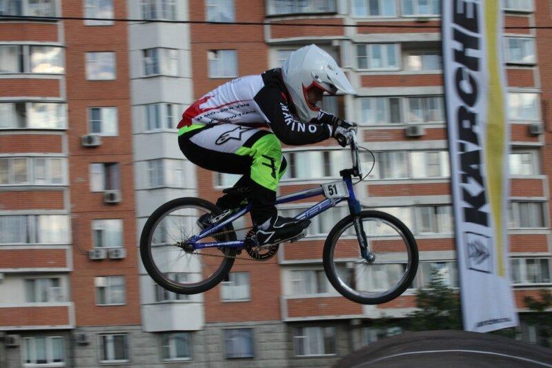 BMX-2014. Чемпионат России