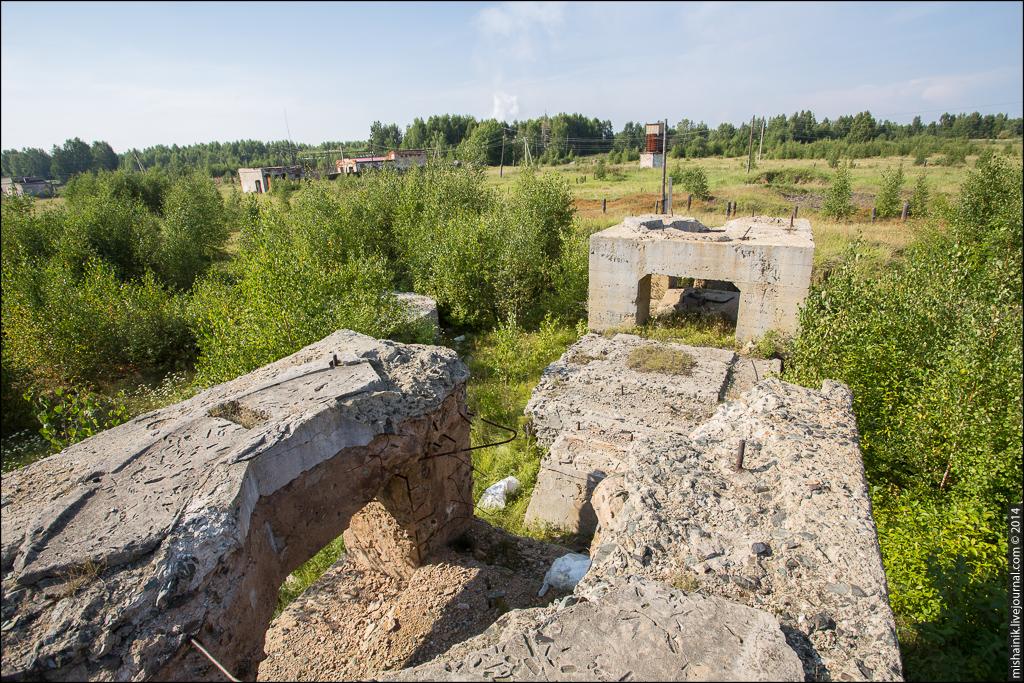 Богомоловские золото-кварцевые рудники (Красноуральск)