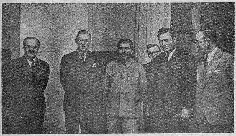 «Красная звезда», 24 сентября 1942 года, Иосиф Сталин, Уэнделл Уилки