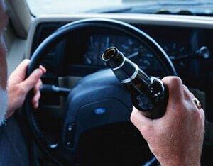 За выходные в состоянии алкогольного опьянения задержаны 38 водителей