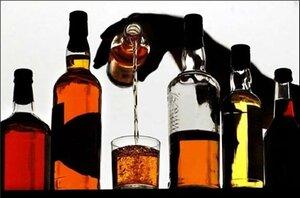 Пагубную тягу к алкоголю вызывает гормон голода