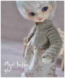 Mori girl outfit for Hujoo baby