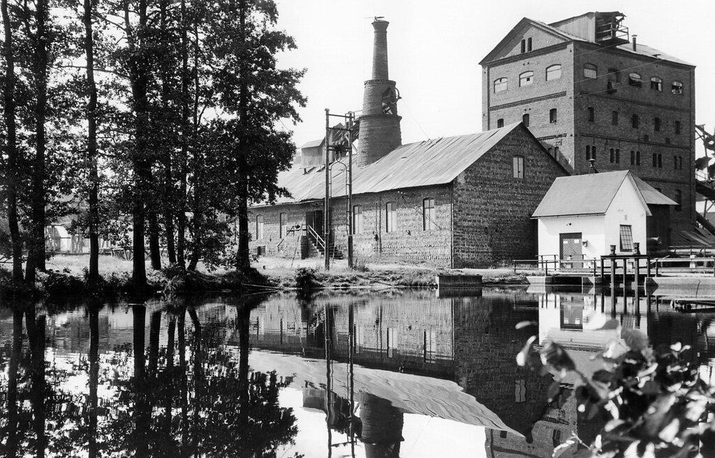 Örebro, Laxå, Laxå, Närke, Miljöer-Bruksmiljö