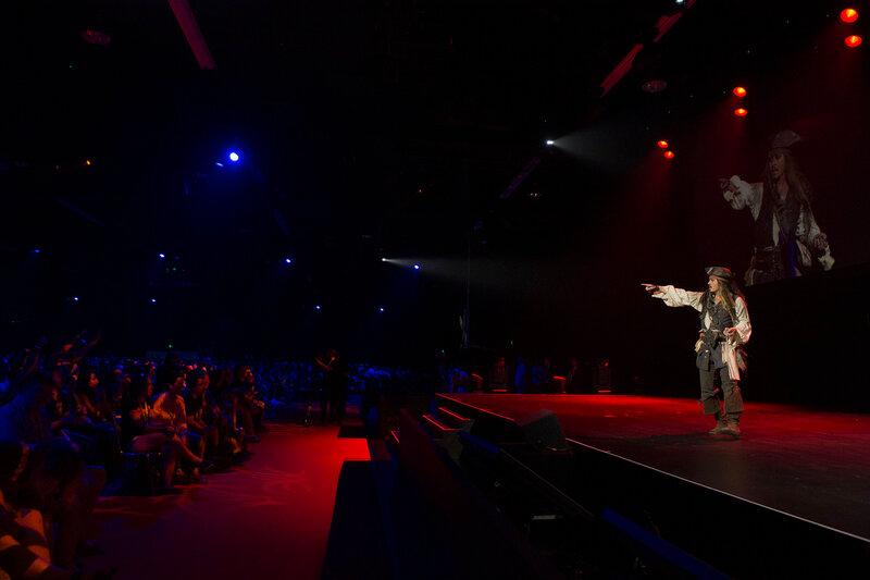 Disney D23 Expo 2015