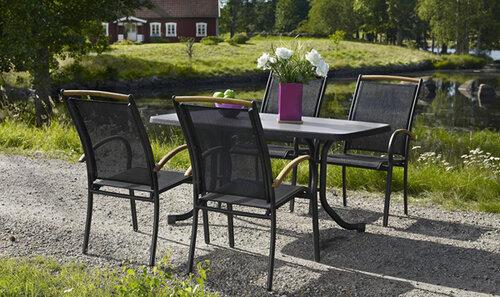 Как выбрать мебель для летнего кафе?