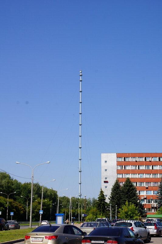 Обнинская метеовышка, Обнинск