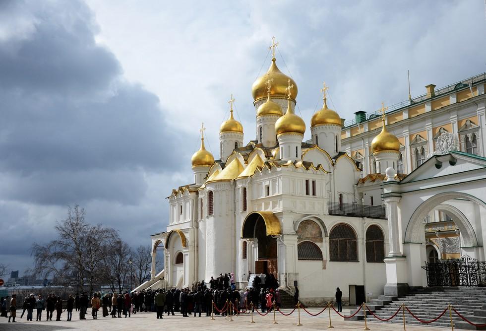 все картинки благовещенского собора в кремле связи тем