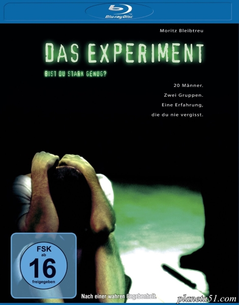 Эксперимент / Das Experiment (2000/BDRip/HDRip)