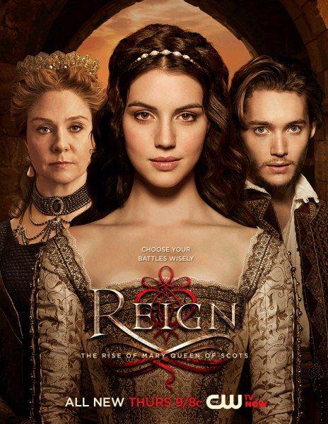 Царство / Reign (2 сезон/2014/WEB-DLRip)