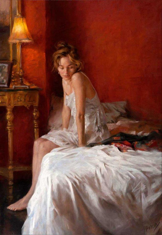 Висенте Ромеро Редондо: картины маслом 0 107fc6 cb062e6e orig