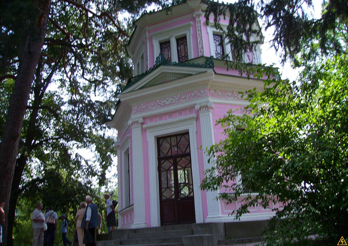 Дендропарки «Софиевка» и «Александрия»
