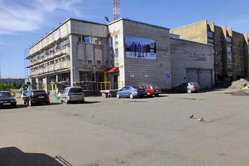 Фото города Инта №7067  Куратова 50а и 50 13.08.2014_11:49