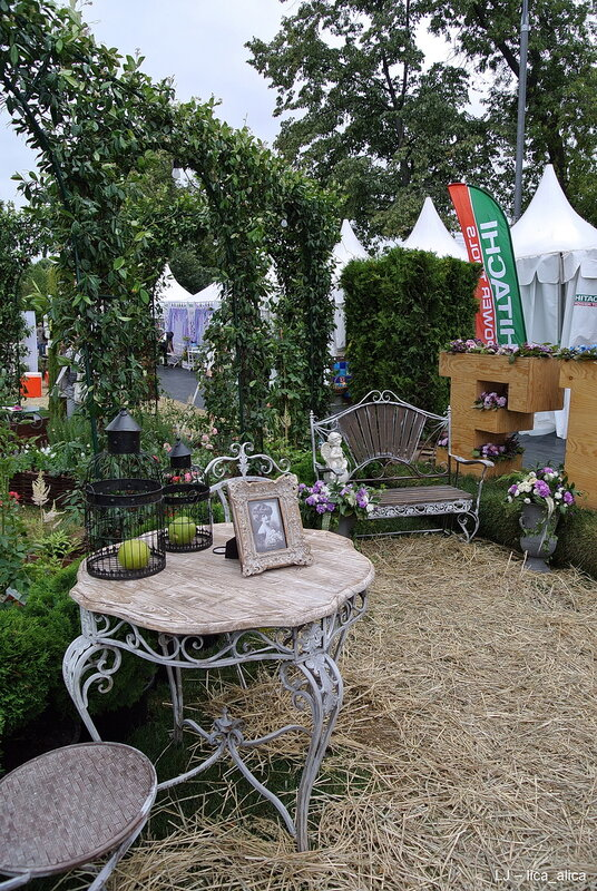Moscow Flower Show 2014