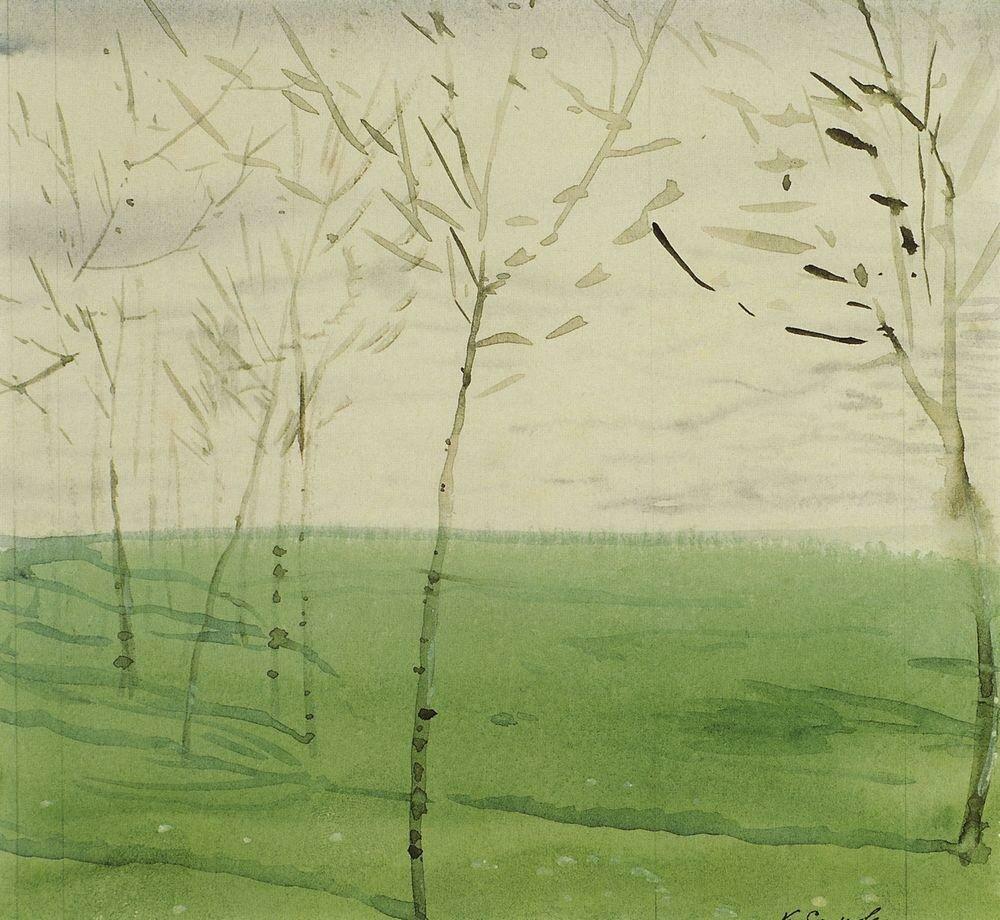 Весенний пейзаж. 1910.jpg