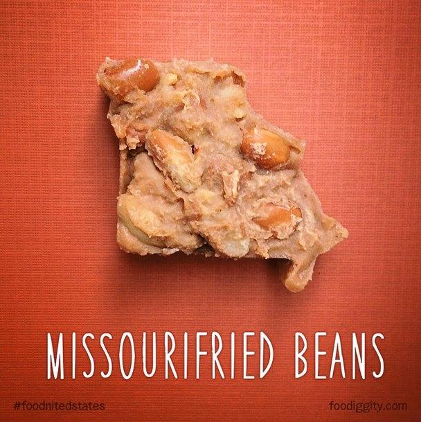 Chris Durso / Крис Дюрсо с фуд-гео-проектом `The Foodnited States Of America` - вашему вниманию. 12 фото