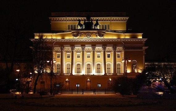Александринский театр: новый сезон, 5 премьер игастроли