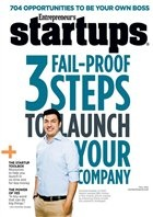 Журнал Entrepreneur's StartUps (fall), 2012 / US