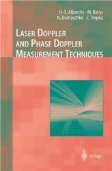 Книга Laser Doppler and phase Doppler measurement techniques