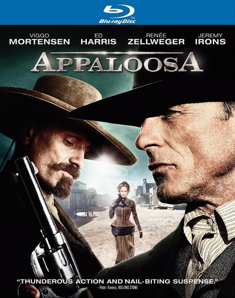 Аппалуза / Appaloosa (2008/BDRip/HDRip)