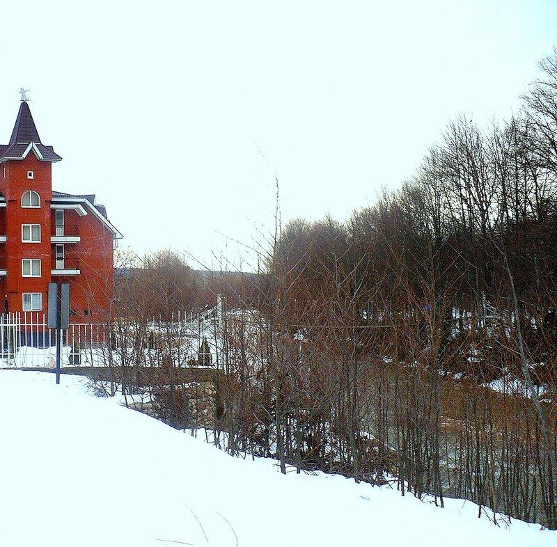 Зима, в походе, Кавказ (2).jpg