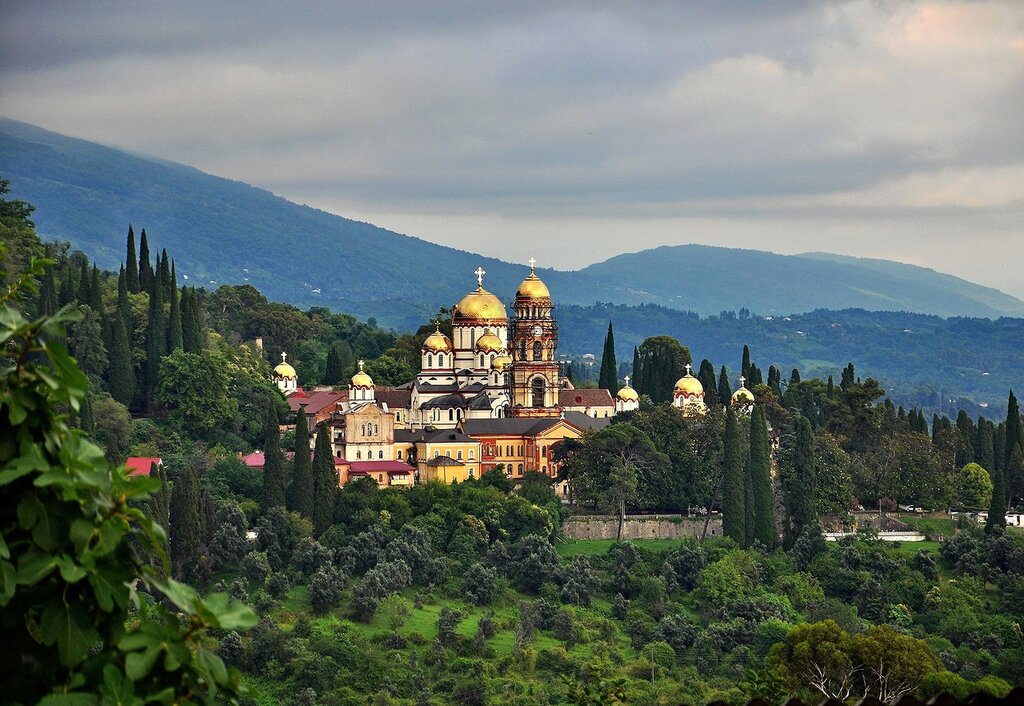 Абхазия. Новый Афон