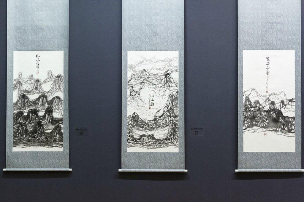 Фань Чжоу. Пейзажи