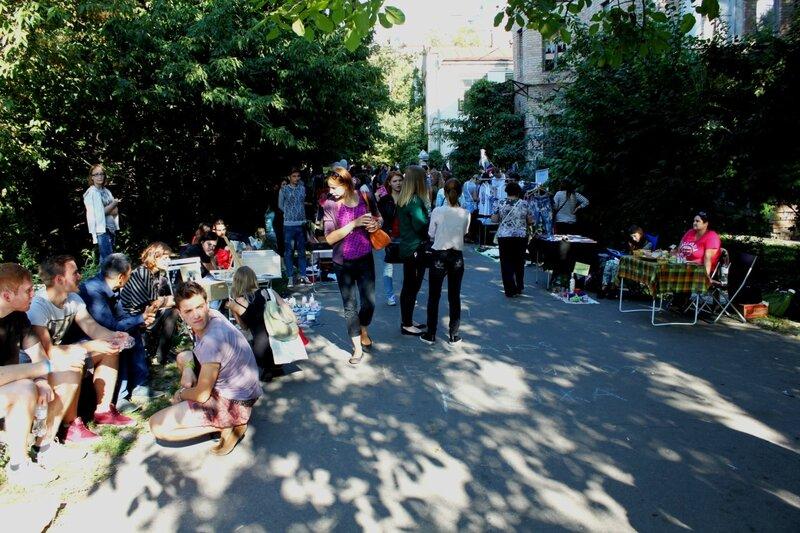 Kyiv Market Пейзажная аллея киев