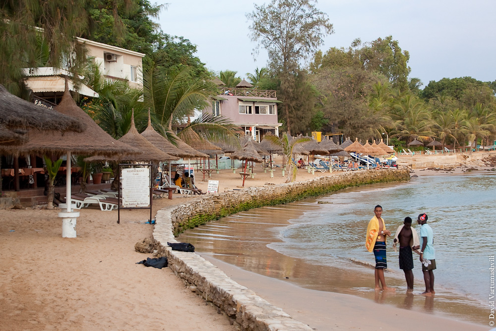 Сенегал, Сали