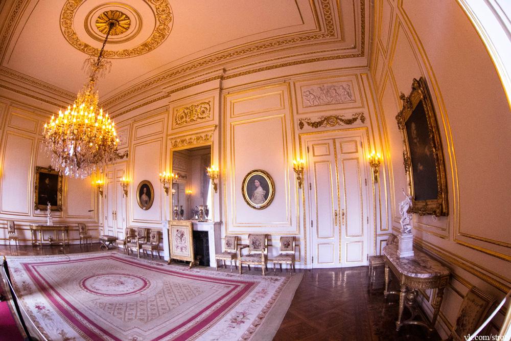 Брюссель, королевский дворец