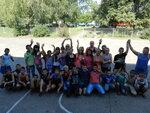 Лето в лагере в Греках