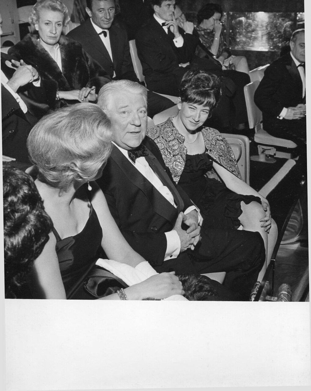 1960. Жан Габен