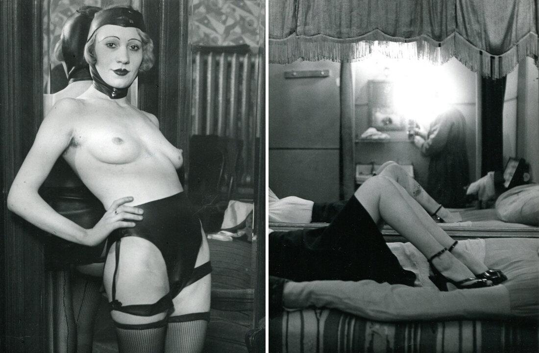 1952. Ночной Париж
