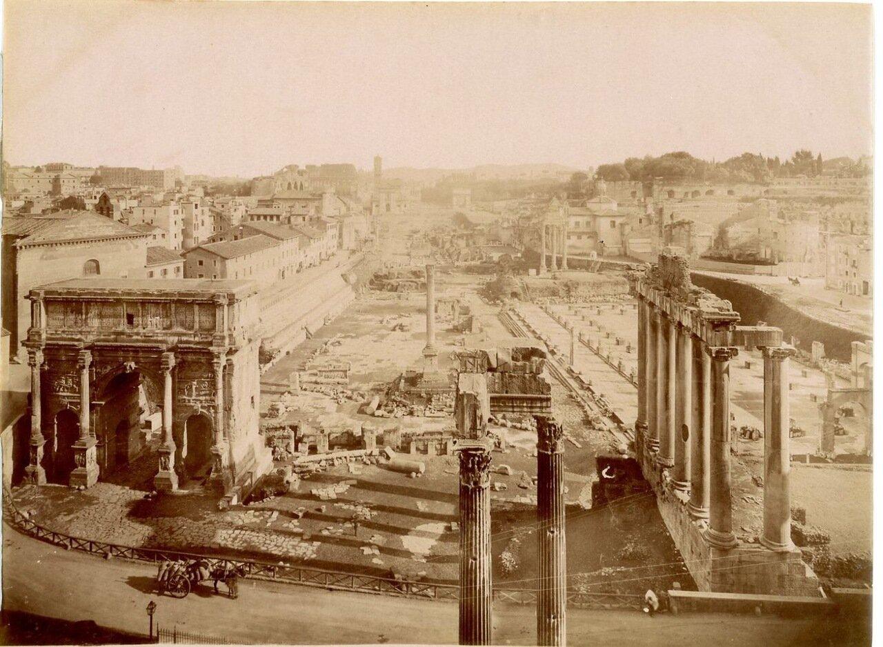 Форум. 1875.