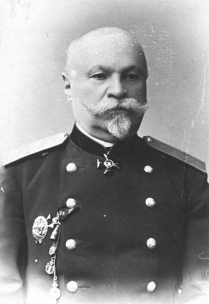 22. Сенатор, генерал-инженер Альфред фон Вендрих. 1913