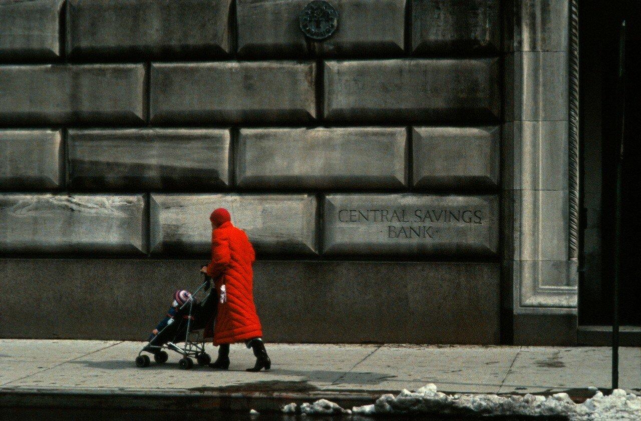 1984. Красное и серое