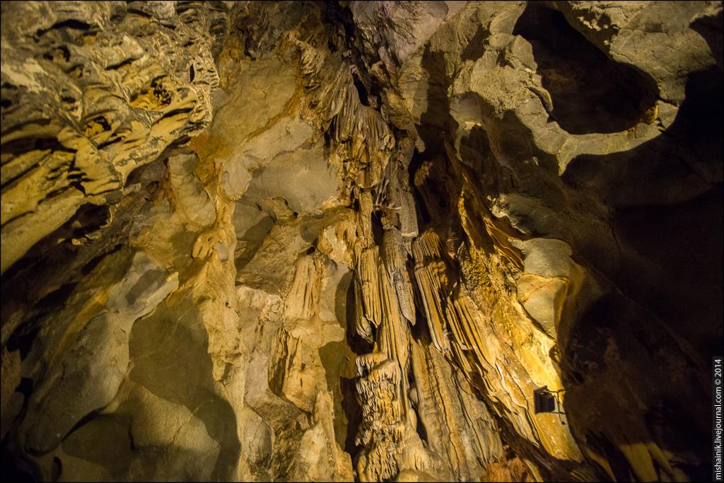 Пещера Джюджелер (Cüceler Mağarası)