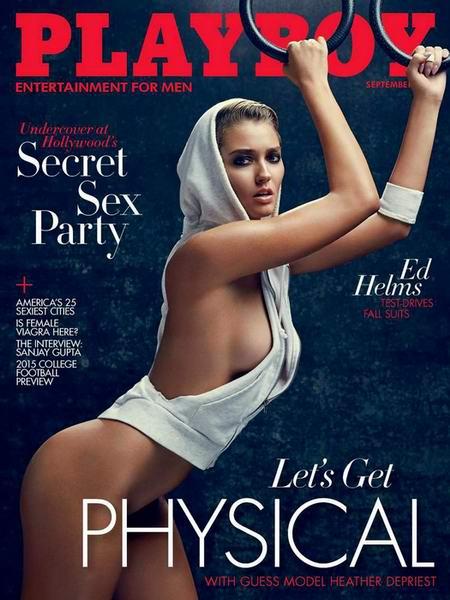 Playboy #9 (September/2015/USA)