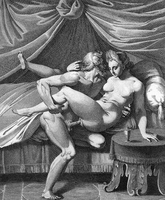 Юпитер и Юнона. Рисунок идентичен Позе 2 из I Modi.jpg