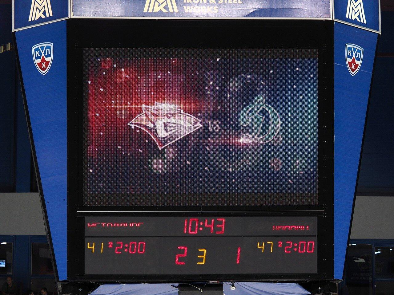 108Металлург - Динамо Москва 28.12.2015