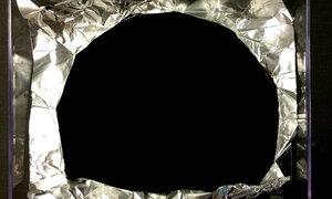чёрный материал