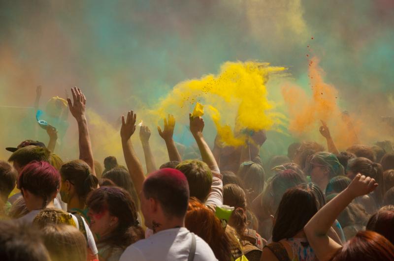 Color Fest 2014