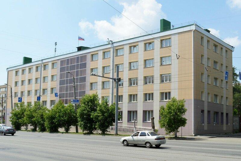 Ул. Каслинская