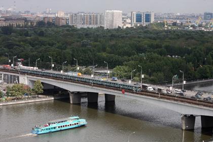 На Москве-реке построят два новых моста