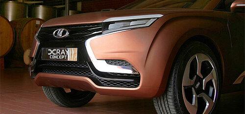 Lada XRAY позаимствует платформу у Renault
