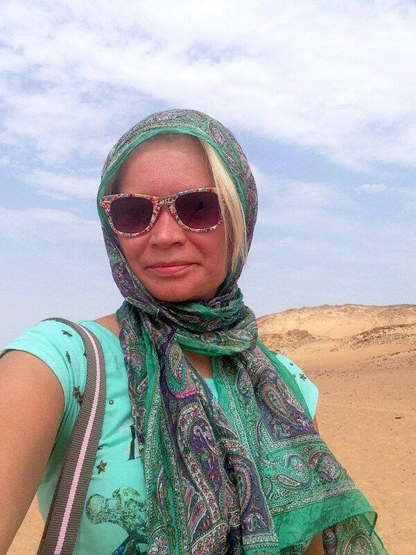 пустыня Сахара в Асуане